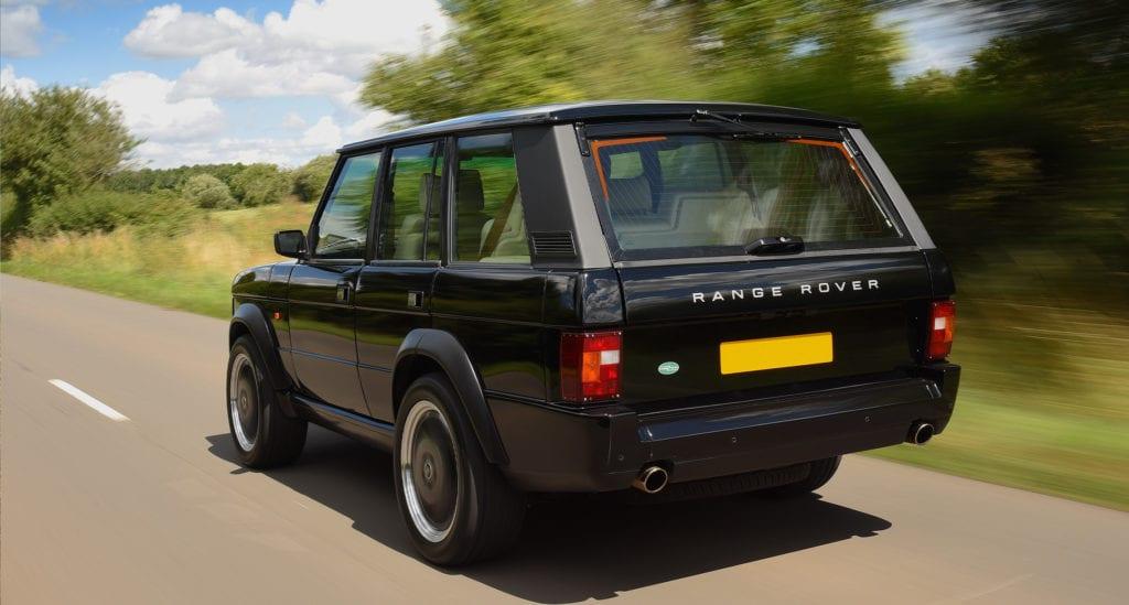 Chieftain Range Rover